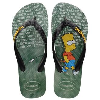 sandále (žabky) HAVAIANAS - SIMPSONS, HAVAIANAS