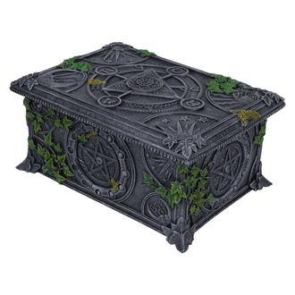 krabička (dekorácia) Wiccan Pentagram