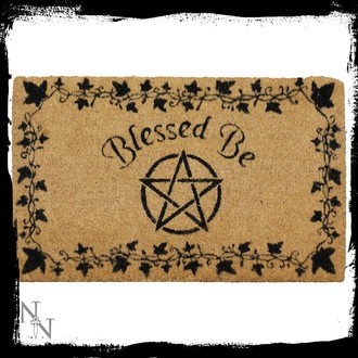 rohožka Blessed Be Doormat