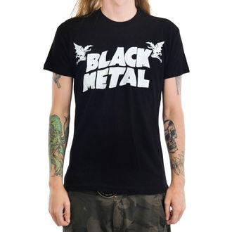 tričko pánske TOO FAST - BLACK METAL