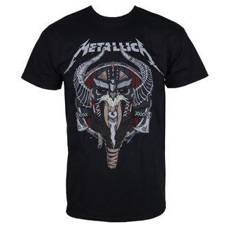 tričko pánske Metallica - Viking - Black, Metallica