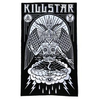 nášivka KILLSTAR - In Like Sin Back Patch - Black - KIL516