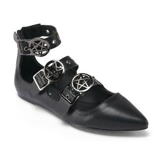 topánky dámske KILLSTAR - Banshee - Black, KILLSTAR