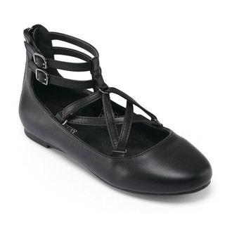 topánky dámske KILLSTAR - Wicca - Black, KILLSTAR