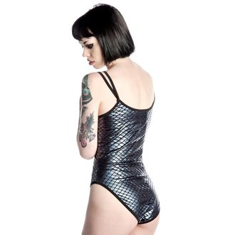 body dámske KILLSTAR - Drucilla Lost Lagoon - Black, KILLSTAR