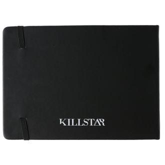 poznámkový blok KILLSTAR - Astrology Journal - Black, KILLSTAR