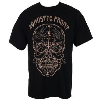 tričko pánske AGNOSTIC FRONT - SUGAR SKULL - RAGEWEAR, RAGEWEAR, Agnostic Front