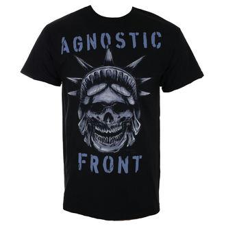 tričko pánske AGNOSTIC FRONT - STATUE SKULL - RAGEWEAR