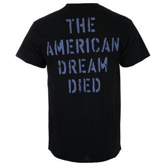 tričko pánske AGNOSTIC FRONT - STATUE SKULL - RAGEWEAR, RAGEWEAR, Agnostic Front