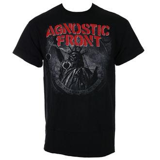 tričko pánske AGNOSTIC FRONT - THE AMERICAN DREAM DIED - Black - RAGEWEAR, RAGEWEAR, Agnostic Front