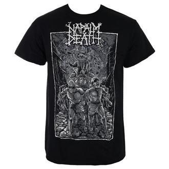 tričko pánske NAPALM DEATH - Manslyer - Black - RAGEWEAR, RAGEWEAR, Napalm Death