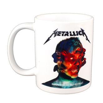 hrnček METALLICA - PYRAMID POSTERS, PYRAMID POSTERS, Metallica