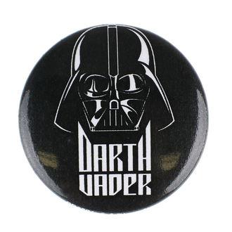 placka Star Wars - Darth Vader - PYRAMID POSTERS, PYRAMID POSTERS