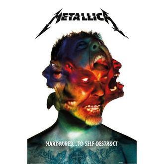 plagát METALLICA - PYRAMID POSTERS, PYRAMID POSTERS, Metallica