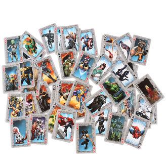 hracia karty Marvel Comics
