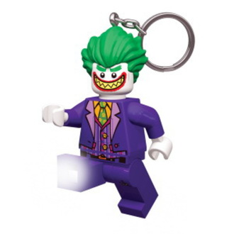 kľúčenka (prívesok) Lego Batman - Joker, NNM