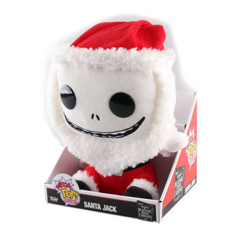 plyšová hračka Nightmare Before Christmas - Santa, NIGHTMARE BEFORE CHRISTMAS