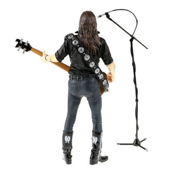 figúrka Motörhead - Lemmy Kilmister - Black Pick Guard Guitar, NNM, Motörhead