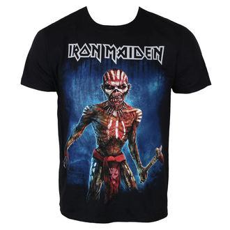 tričko pánske Iron Maiden - Black - ROCK OFF, ROCK OFF, Iron Maiden
