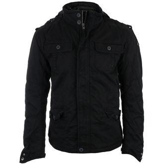 bunda pánska zimný BRANDIT - Britannia - Black, BRANDIT