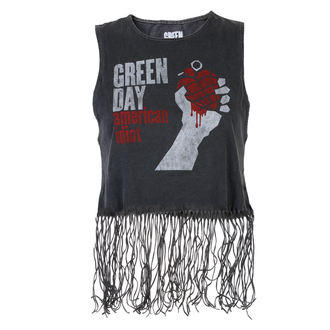 tielko dámske Green Day - American Idiot - ROCK OFF, ROCK OFF, Green Day