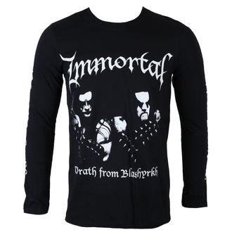 tričko pánske s dlhým rukávom IMMORTAL - Wrath - NUCLEAR BLAST, NUCLEAR BLAST, Immortal