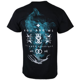 tričko pánske WHILE SHE SLEEPS - You are we - NUCLEAR BLAST, NUCLEAR BLAST, While She Sleeps
