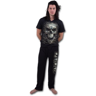 pyžamo pánske SPIRAL - CAMO-SKULL, SPIRAL