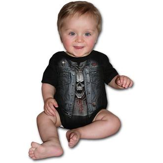 body detské SPIRAL - THRASH METAL - Black, SPIRAL