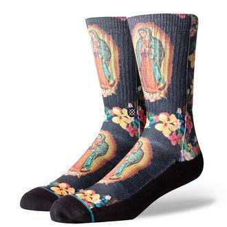 ponožky MADRE SANTA - BLACK