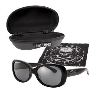 slnečné okuliare HYRAW - Black Pearl Brillant, HYRAW