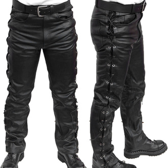 nohavice kožené pánske MOTOR, MOTOR