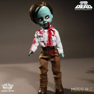 bábika Dawn Of The Dead - Plaid shirt zombie - Living Dead Dolls, LIVING DEAD DOLLS, Dawn of the Dead