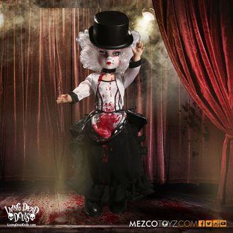 bábika Madame la morte - Living Dead Dolls, LIVING DEAD DOLLS