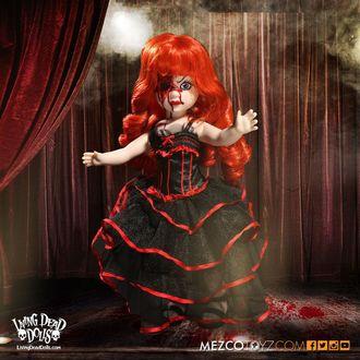 bábika Larmes de sang - Living Dead Dolls, LIVING DEAD DOLLS