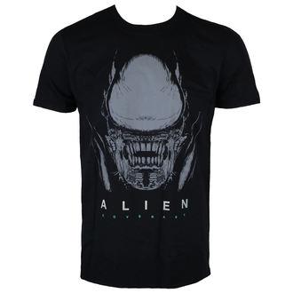 tričko pánske ALIEN - COVENANT - HEAD BLACK - LIVE NATION, LIVE NATION, Alien - Vetřelec