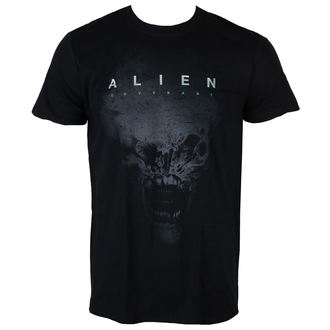 tričko pánske ALIEN - COVENANT - XENO AND LOGO BLACK - LIVE NATION, LIVE NATION, Alien - Vetřelec