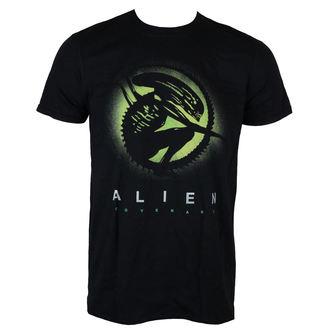tričko pánske ALIEN - COVENANT - SILHOUETTE BLACK - LIVE NATION, LIVE NATION, Alien - Vetřelec