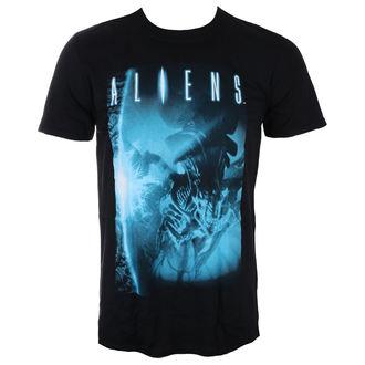 tričko pánske ALIENS - BLUE BLACK - LIVE NATION, LIVE NATION, Alien - Vetřelec