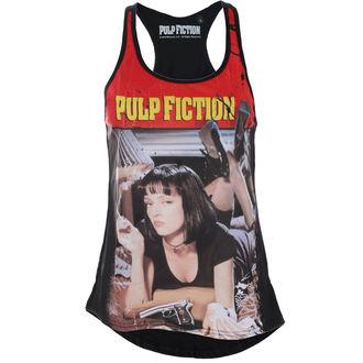 tielko dámske Pulp Fiction - MIA WALLACE PULP - LEGEND, LEGEND
