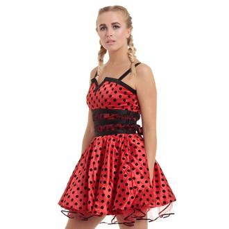 šaty dámske JAWBREAKER - Ladybird Flare, JAWBREAKER
