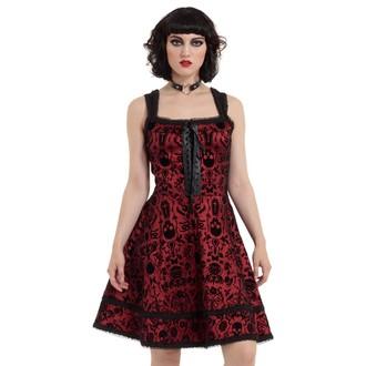 šaty dámske JAWBREAKER - Dark Damask, JAWBREAKER