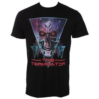 tričko pánske Terminator - SPACE FACE, AMERICAN CLASSICS