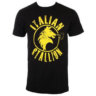 tričko pánske Rocky - Black Stallion, AMERICAN CLASSICS