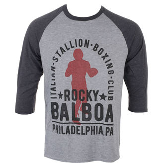 tričko pánske s 3/4 rukávom ROCKY - BALBOA BOXING CLUB, AMERICAN CLASSICS