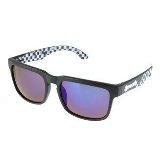 okuliare slnečné Meatfly - Rush A - Black, MEATFLY