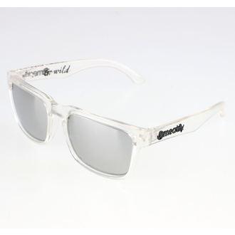 okuliare slnečné Meatfly - Class D - Clear, MEATFLY