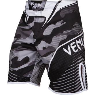 boxerské kraťasy Venum - Camo Hero - White / Black, VENUM