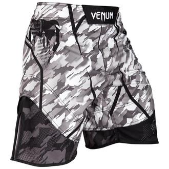 boxerské kraťasy Venum - Tecmo - Black/Grey, VENUM