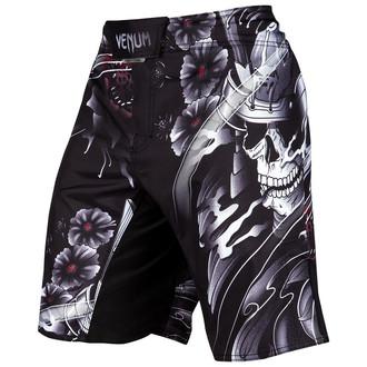 boxerské kraťasy Venum - Samurai Skull - Black, VENUM